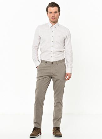 46 Bej Beymen Business Pantolon 5002396327001 Erkek Giyim