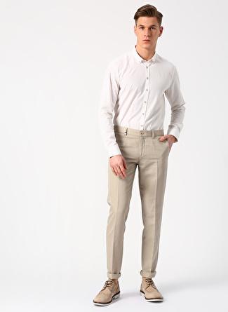 56 Bej Beymen Business Pantolon 5002396330005 Erkek Giyim