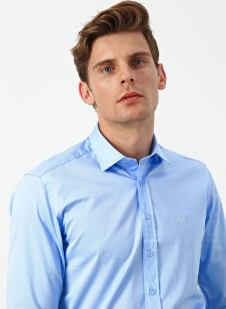 M Açık Mavi Beymen Business Gömlek 5002396369003 Erkek Giyim