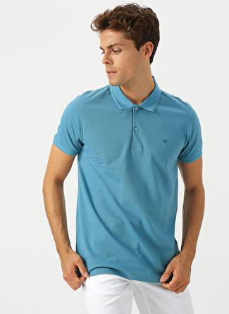 2XL Petrol Beymen Business Düz T-Shirt 5002396469006 Erkek Giyim T-shirt & Atlet