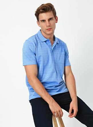 5XL Mavi Beymen Business T-Shirt 5002396553003 Erkek Giyim T-shirt & Atlet