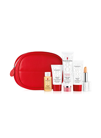 Elizabeth Arden Eight Hour Cream 5pc Beauty Cilt Bakım Seti