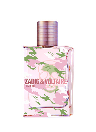 ZADIG & VOLTAIRE This Is Her No Rules Capsule Collection Edp 50 ml Parfüm