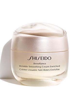 Shiseido Benefiance Wrinkle Smoothing Cream Enriched Nemlendirici
