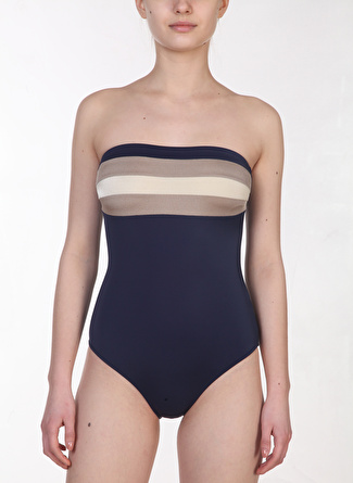40 Çok Renkli Zeki Sea Mayo 5002422333002 Kadın Plaj Modası Giyim