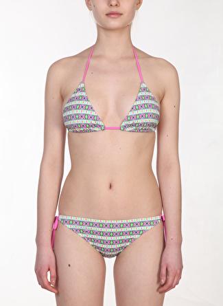 42 Çok Renkli Zeki Sea Bikini Takım 5002422379001 Kadın Plaj Modası Giyim