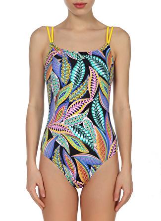 36 Çok Renkli Zeki Sea Mayo 5002422409001 Kadın Plaj Modası Giyim