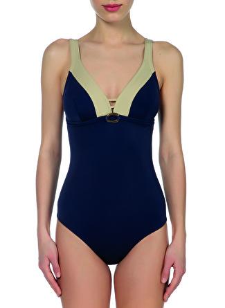 40 Lacivert Zeki Sea Mayo 5002422419002 Kadın Plaj Modası Giyim