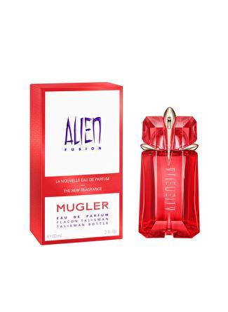 Renksiz Thierry Mugler Alien Fusion Edp 60 ml Parfüm 5002422427001 Kozmetik Kadın