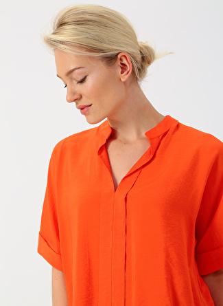 40 Nar Çiçeği İpekyol Bluz 5002422471003 Kadın Giyim Gömlek &