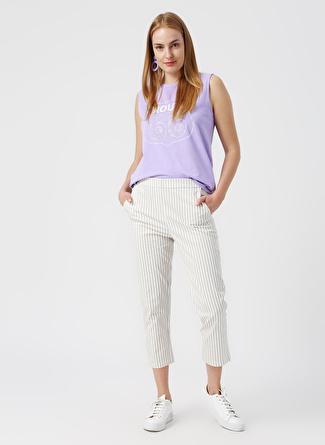 38 Taş Twist Pantolon 5002422507003 Kadın Giyim