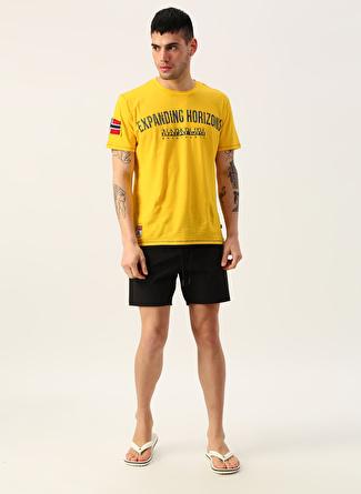 S Erkek Siyah Napapijri Şort Mayo 5002422553001 Spor Outdoor Ürünler Giyim Ürünleri