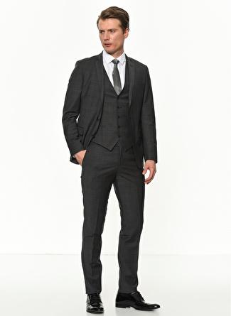 Gri Beymen Business Takım Elbise 52-6 5002422681004 Erkek Giyim
