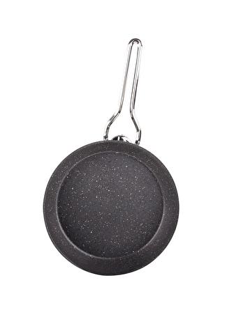 unisex Renksiz Aryıldız Terra Grey Çelik Sap 30 Cm Tava 5002422729001 Ev Mutfak & Sofra Ürünleri Pişirme