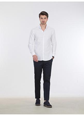 42 Beyaz Kip Gömlek 5002422806004 Erkek Giyim