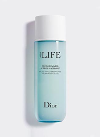 Kadın Renksiz Dior Life Sorbet Water Mist Nemlendirici 5002422892001 Kozmetik Cilt Bakımı