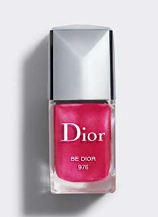 Christian Dior Vernis Nail Lacquer- Be Dior 976 Oje