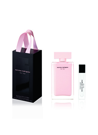 Narciso Rodriguez For Her Edp 100 Ml + For Her Pure Musc Edp 10 Ml Parfüm Set