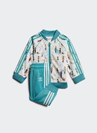 Adidas ED7708 Superstar Eşofman Takımı