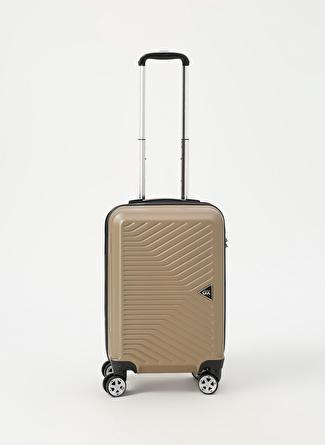 unisex Renksiz Ox Gold Kabin Boy Çekçekli Sert Valiz 5002438467001 Ayakkabı & Çanta Seyahat Çantası