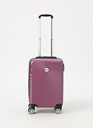 unisex Renksiz Ox Kabin Boy Çekçekli Sert Valiz 5002438471001 Ayakkabı & Çanta Seyahat Çantası
