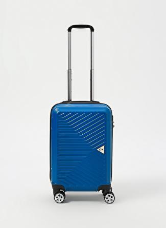 unisex Renksiz Ox Petrol Kabin Boy Çekçekli Sert Valiz 5002438500001 Ayakkabı & Çanta Seyahat Çantası