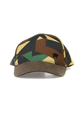 Erkek Haki Bad Bear Şapka 5002438728001 Spor Aksesuarları