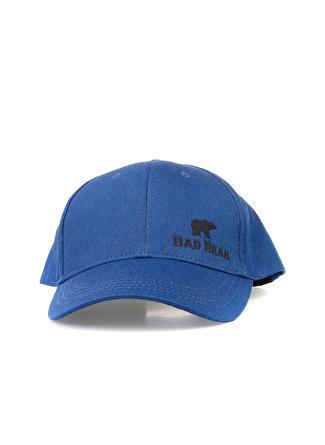 Erkek Mavi Bad Bear Şapka 5002438772001 Spor Aksesuarları