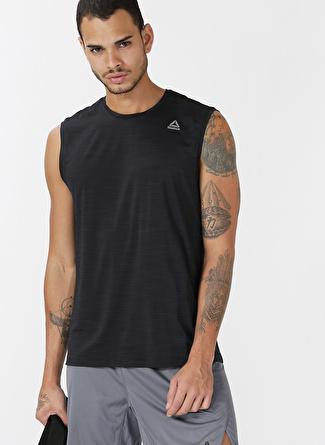 L Siyah Reebok DP6168 Workout Ready Activchill Atlet 5002439138001 Spor Erkek Giyim