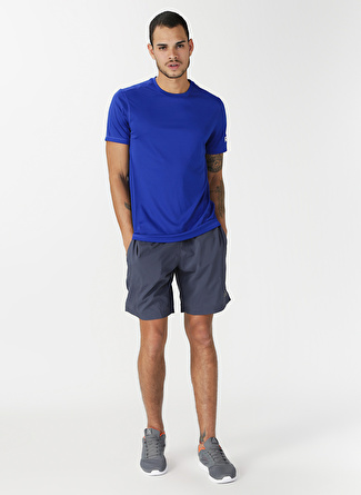 L Saks Reebok ED2725 Workout Ready Poly Tech T-Shirt 5002439301001 Spor Erkek Giyim T-shirt