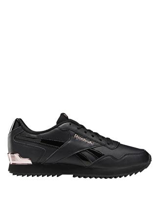 37.5 Siyah - Pembe Reebok DV6704 Royal Glide Ripple Clip Lifestyle Ayakkabı 5002439455003 Spor Kadın Sneakers