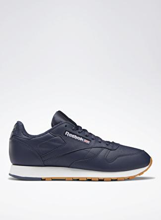40 Lacivert - Beyaz Reebok DV7170 Classic Leather LifestyleAyakkabı 5002439468001 & Çanta Erkek Sneaker