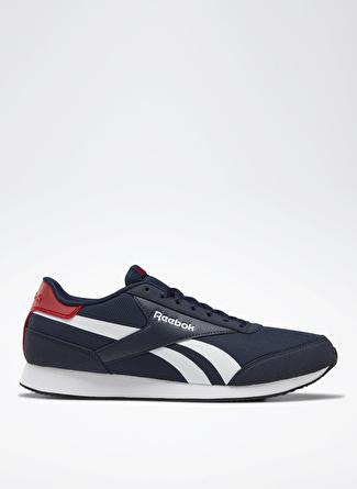 41 Lacivert - Siyah Reebok DV6951 Royal Classic Jogger EV Lifestyle Ayakkabı 5002439470003 & Çanta Erkek Sneaker