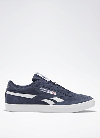 40 Lacivert - Beyaz Reebok DV7302 Revenge Plus Lifestyle Ayakkabı 5002439502001 & Çanta Erkek Sneaker