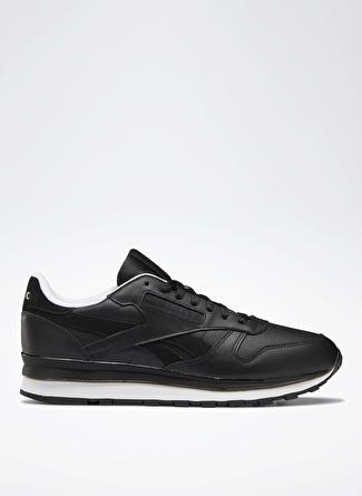 44 Siyah - Beyaz Reebok DV8623 Classic Leather MU Lifestyle Ayakkabı 5002439516007 & Çanta Erkek Sneaker