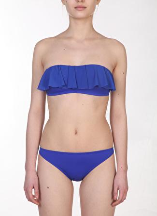 42 Saks Zeki Sea Bikini Takım 5002440217004 Kadın Plaj Modası Giyim