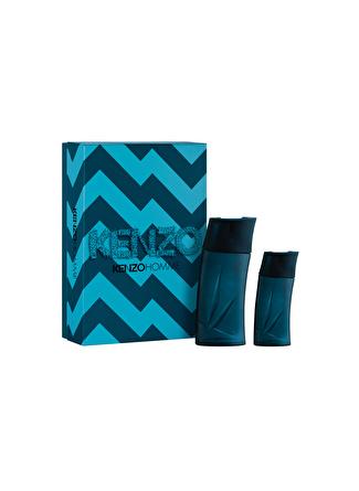 Renksiz Kenzo Homme Edt 100 ML + 30 Erkek Parfüm Set 5002440363001 Kozmetik Setleri