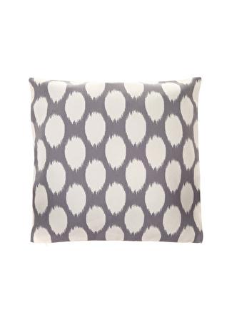 43 X cm unisex Gri - Beyaz Artnego Kırlent 5002441148001 Ev Tekstili Dekoratif Yastık