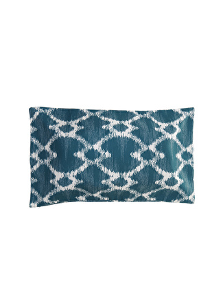 30 X 50 cm unisex Mavi - Beyaz Artnego Kırlent 5002441153001 Ev Tekstili Dekoratif Yastık