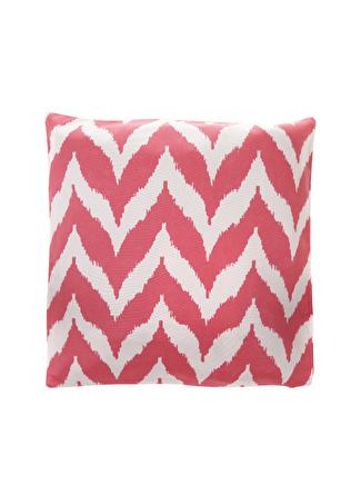 43 X cm unisex Kırmızı - Beyaz Artnego Kırlent 5002441164001 Ev Tekstili Dekoratif Yastık