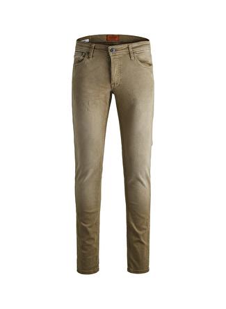 30-32 Kahve Jack & Jones Brown Stone Denim Pantolon 5002441390004 Erkek Giyim