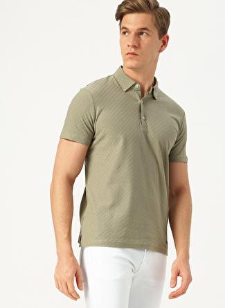 2XL Haki George Hogg Kısa Kollu T-Shirt 5002441519001 Erkek Giyim T-shirt & Atlet