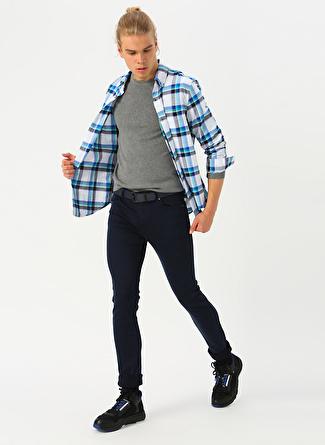 Limon Company Lacivert Klasik Pantolon