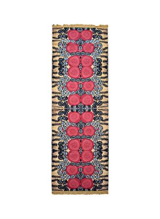 unisex Kırmızı Harper Empire Dadali Kilim 100 X 300 cm 5002441990001 Ev Tekstili Halı