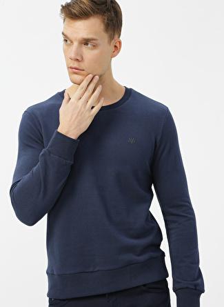 Mavi Lacivert Sweatshirt