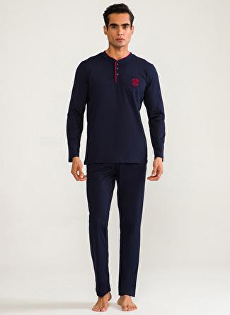 D's Damat Pijama Takımı