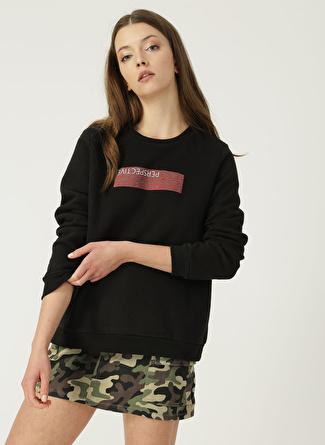 Limon Company Siyah Sweatshirt