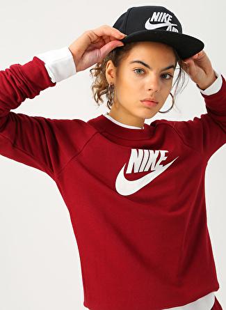 Nike Sportswear Essential Yünlü Kadın Crew Sweatshirt