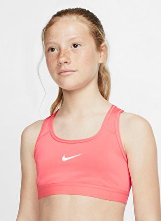 Nike Pro Kız Çocuk Spor Sporcu Büstiyer
