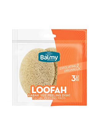 Balmy naturel Balmy Naturel Loofah Peeling Disk (3'lüPaket)